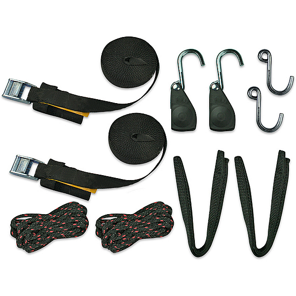 Vehicle Tie Down Kit, , 600