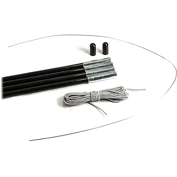 Eureka 11 mm Fiberglass Tent Pole Replacement Kit, , 600