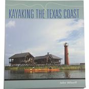 Kayaking the Texas Coast Book by John Whorff, , medium