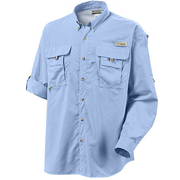 Columbia PFG Bahama II Long Sleeve Shirt - Closeout, , 600