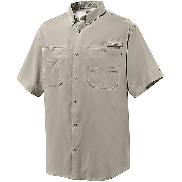 Columbia PFG Tamiami II Short Sleeve Shirt, Fossil, 600