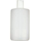 AGS Labs Plastic 4 oz. Travel Bottle with Dispensing Cap, , medium