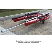 Hobie Kayak Trailer - Double Double, , medium