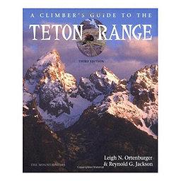 The Mountaineers Books Climbers Guide to Tetons, , 256