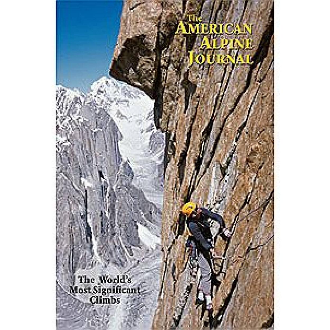 Image of American Alpine Journal 2005