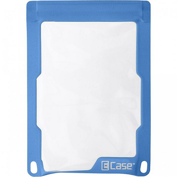 E-Case Waterproof eSeries 12 Electronics Case for Tablets, Blue, 600