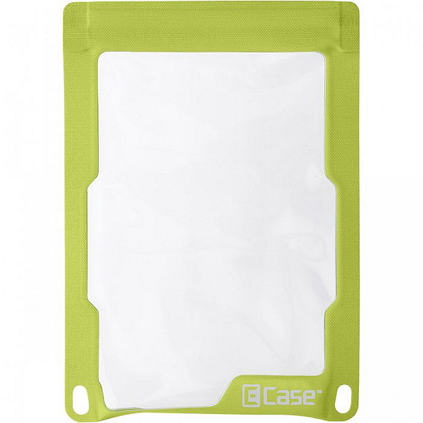 E-Case Waterproof eSeries 12 Electronics Case for Tablets Green - 12, Green, 600