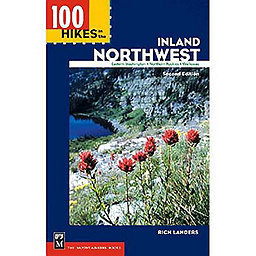 The Mountaineers Books 100 Hikes In The Inland NW - Paperback, , 256