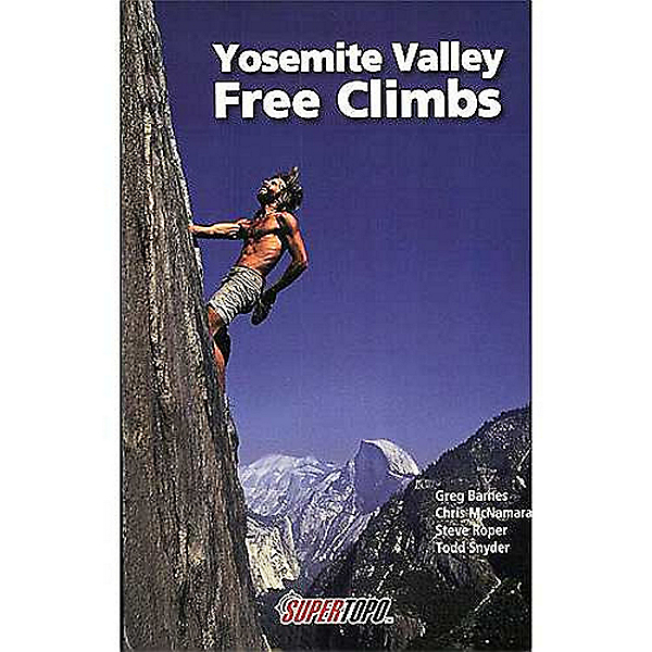 SuperTopo Yosemite Free Climbs, , 600