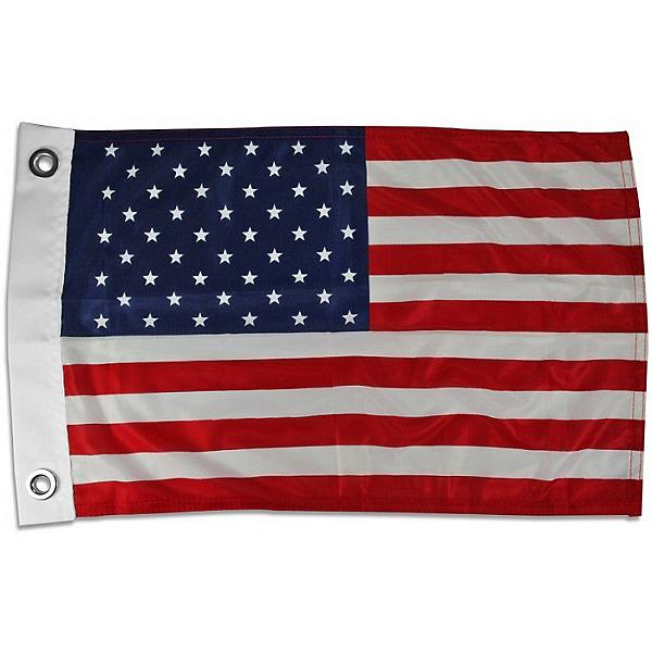 YakAttack Flag 2021, American Flag, 600