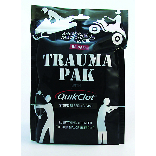 Adventure Medical Trauma Pak with Quik Clot, , 600