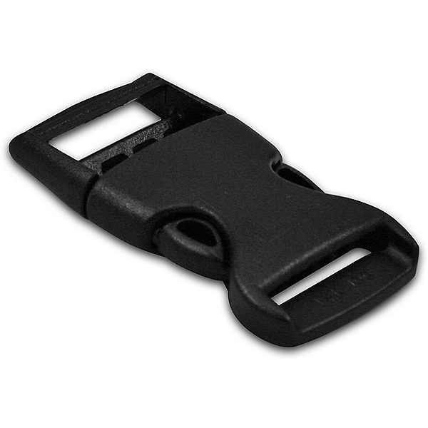 Side Squeeze Plastic Clip, , 600