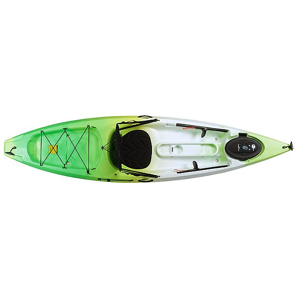 Ocean Kayak Tetra 10 Kayak, Envy Green, 600