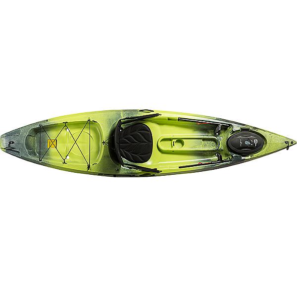 Ocean Kayak Tetra 10 Kayak, Lemon Camo, 600