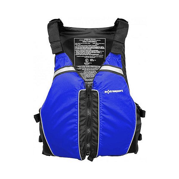 Extrasport Universal Life Jacket - PFD, Blue/Black, 600