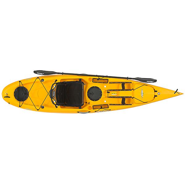 Hobie Quest 11 Deluxe Kayak, Golden Papaya, 600