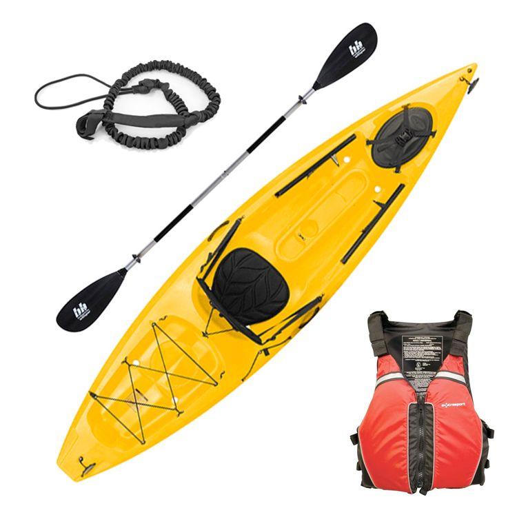 Ocean Kayak Tetra 10 Kayak Sport Package