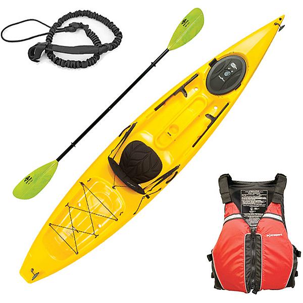 Ocean Kayak Tetra 12 Kayak Sport Package, , 600