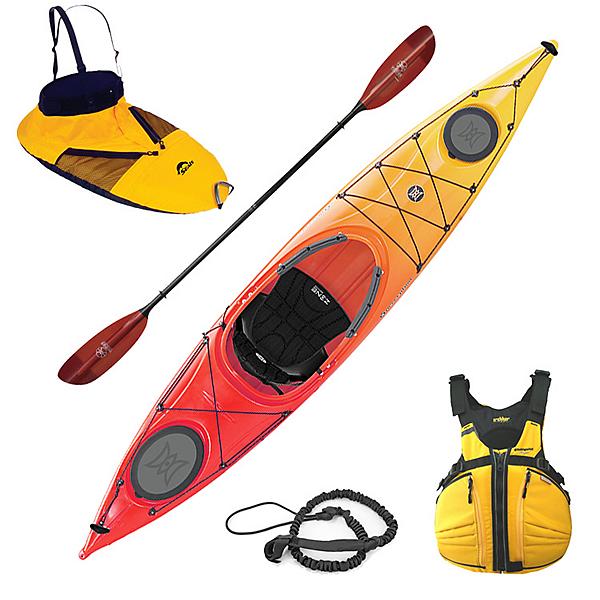Perception Carolina 12 Kayak Package, , 600