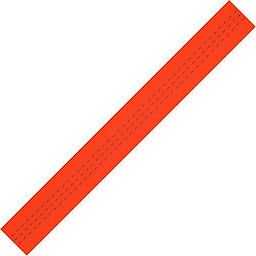 1-inch Climb-spec Webbing, Orange, 256