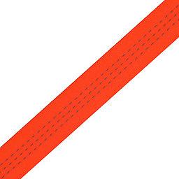 BlueWater 1-inch Climb-spec Webbing Spool, Orange, 256