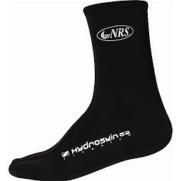 NRS HydroSkin G2 Socks, Black, 256