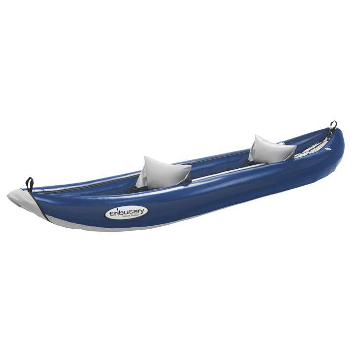 Aire Tributary Tomcat Tandem Inflatable Kayak Austinkayak