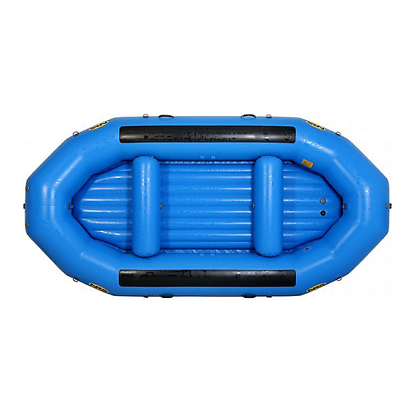 NRS Otter 140 Self-Bailing Raft, Blue, 600