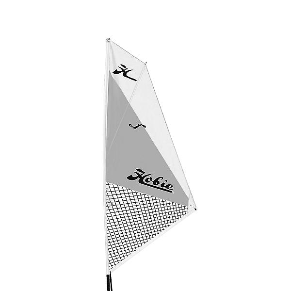 Hobie Mirage Kayak Sail Kit, Silver/White, 600
