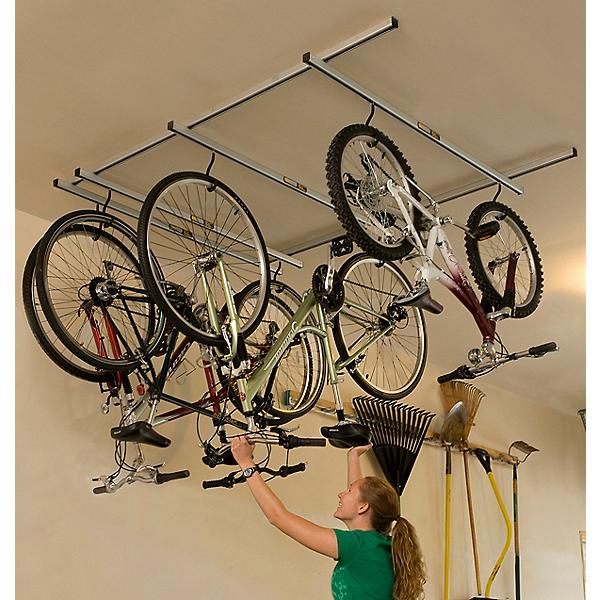 Saris 6020 Cycle Glide Ceiling Bike Rack, , 600