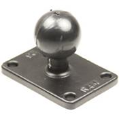 RAM Ball Mount - Rectangular Base 2021, , medium