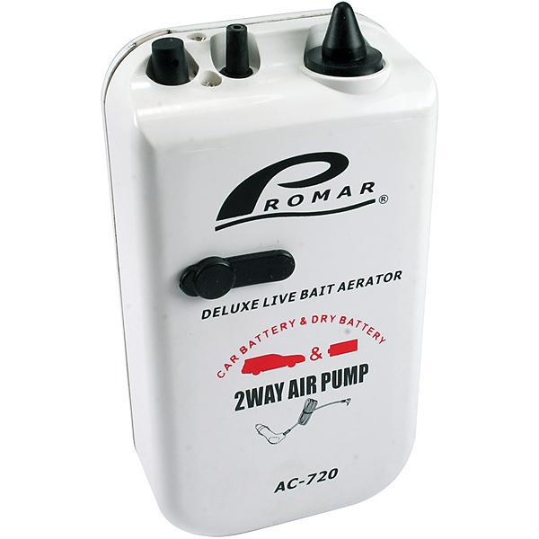 Promar 2 Speed Deluxe Aerator, , 600