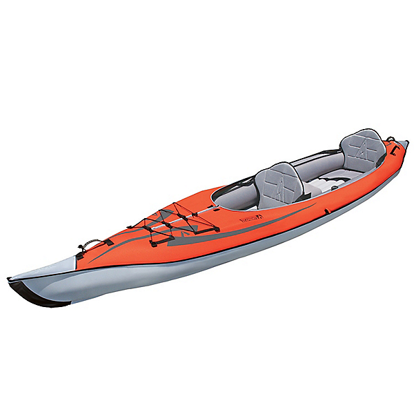 Advanced Elements AdvancedFrame Convertible Tandem Inflatable Kayak, , 600