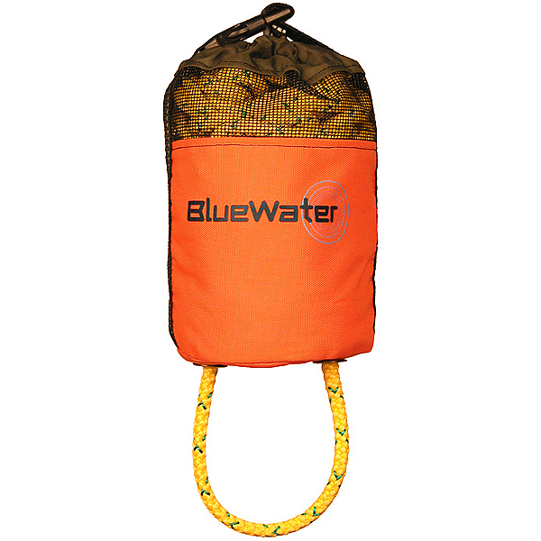 BlueWater Ropes 9.5mm Sure-Grip River Rescue Bag 75 ft. NFPA, , 600