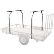 Malone TopTier Cross Bar System for Utility Trailers 2021, , medium