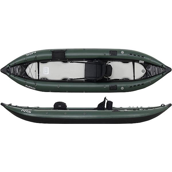 NRS Pike Inflatable Fishing Kayak, , 600