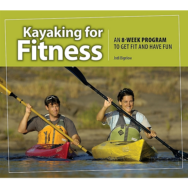Kayaking for Fitness - Book, , 600