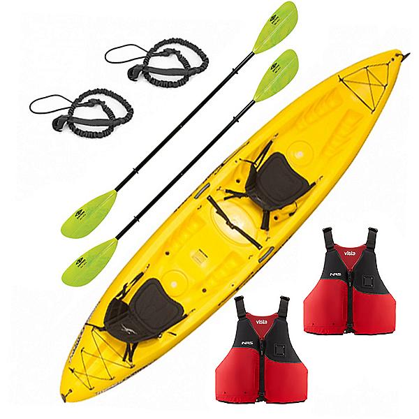 Ocean Kayak Malibu 2XL Tandem Kayak Package, , 600