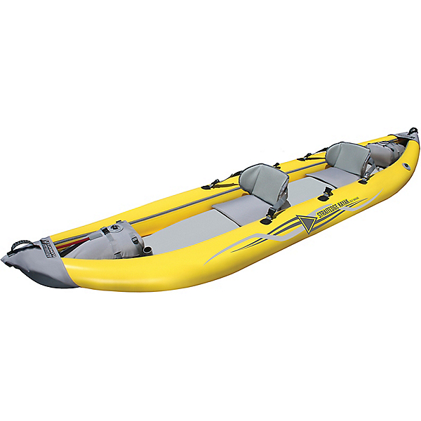 Advanced Elements StraitEdge2 Tandem Inflatable Kayak, , 600