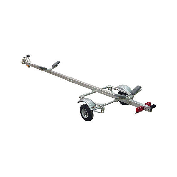 Trailex Single Boat Light-Duty Trailer - SUT-350-S, , 600