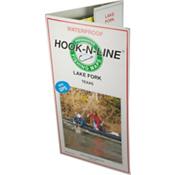 Hook-N-Line Map - Lake Fork, , medium