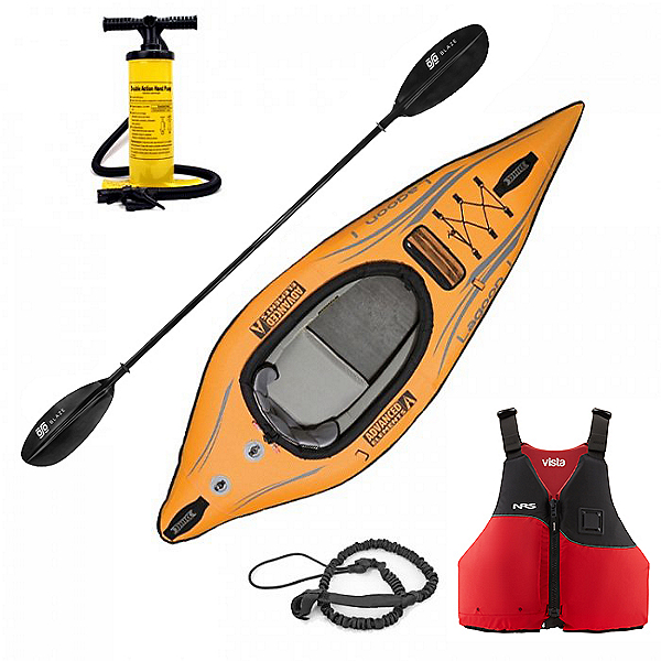 Advanced Elements Lagoon Inflatable Kayak Package, , 600