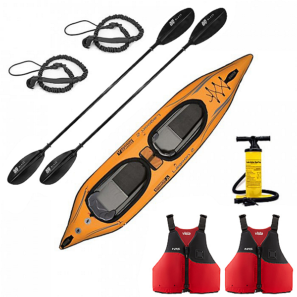 Advanced Elements Lagoon 2 Inflatable Kayak Package, , 600