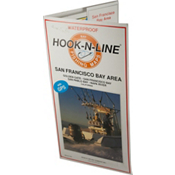 Hook-N-Line Map - F203 San Francisco Bay Area (with GPS), , medium