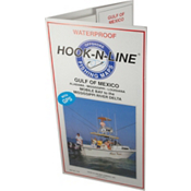Hook-N-Line Map - F129 Gulf of Mexico Offshore Fishing Map (with GPS), , medium