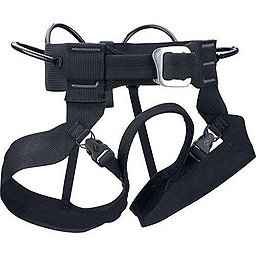 Black Diamond Alpine Bod Harness, Black, 256