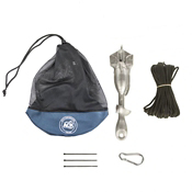 Kayak Folding Anchor Kit 3 lbs., , medium