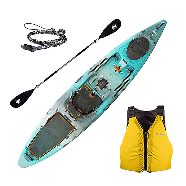 Wilderness Systems Tarpon 120 Kayak Fishing Package, , 600