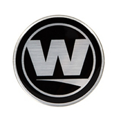 Wilderness Systems Chrome Dome Decal - 2 pack, , medium
