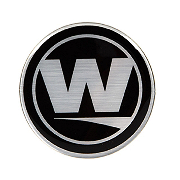 Wilderness Systems Chrome Dome Decal - 2 pack, , 600